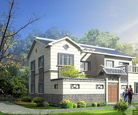农村房屋设计 新农村房屋设计效果图