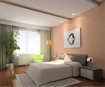 欧式田园的卧室装修风格