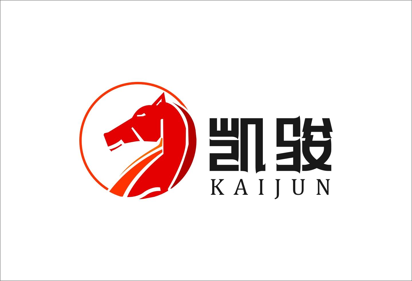 凯骏环保科技有限公司logo设计