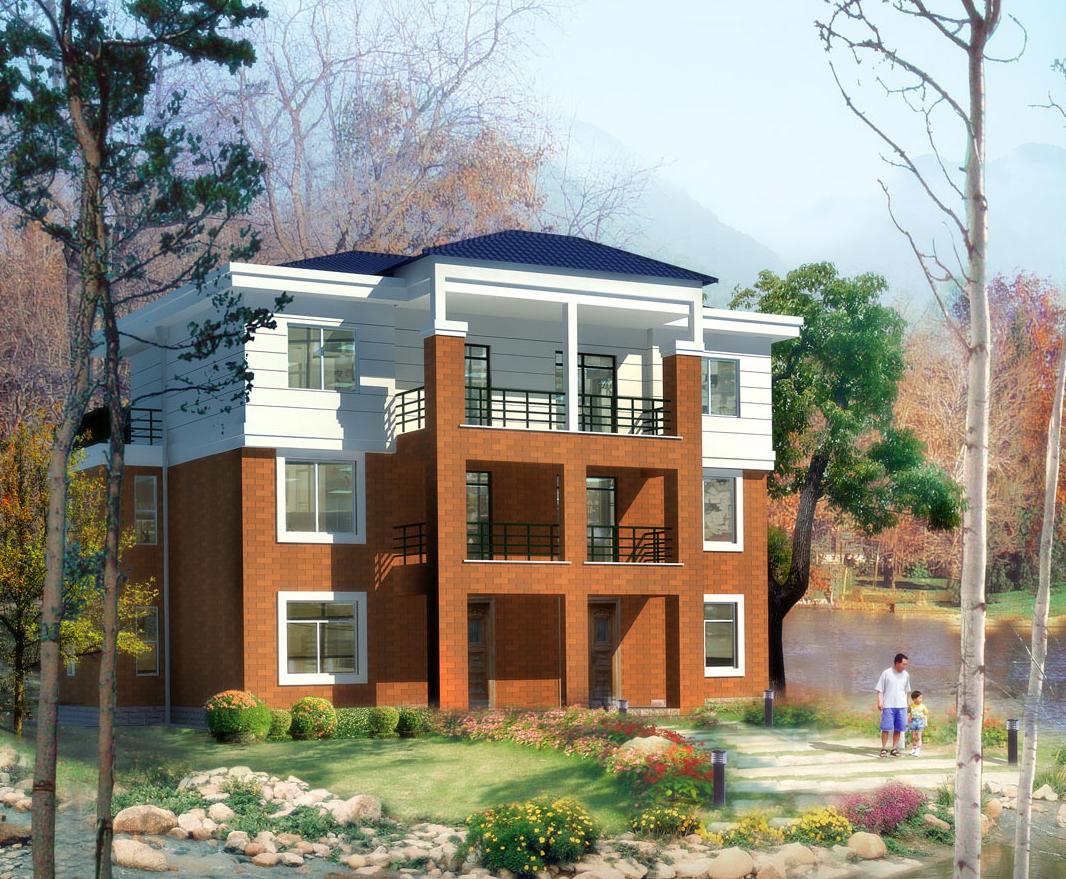 农村自建房_华瑞建筑设计事务所案例展示