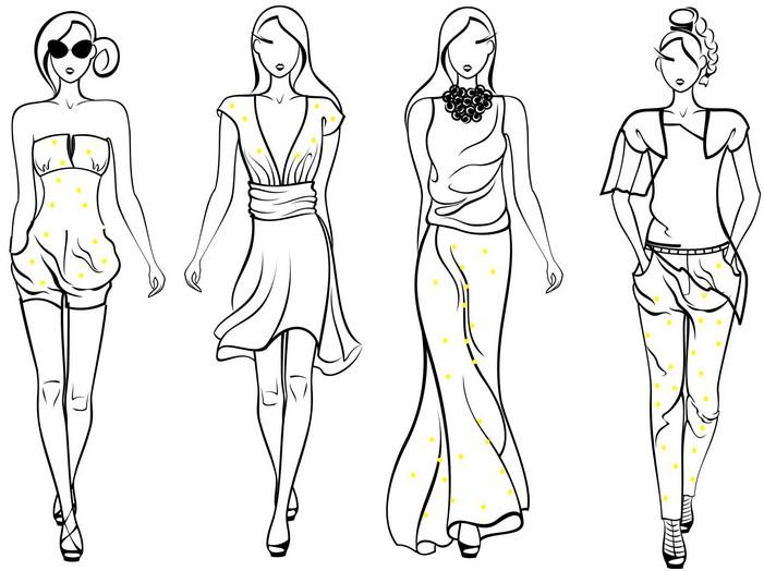 服装设计师养成计划 服装设计师如何自学