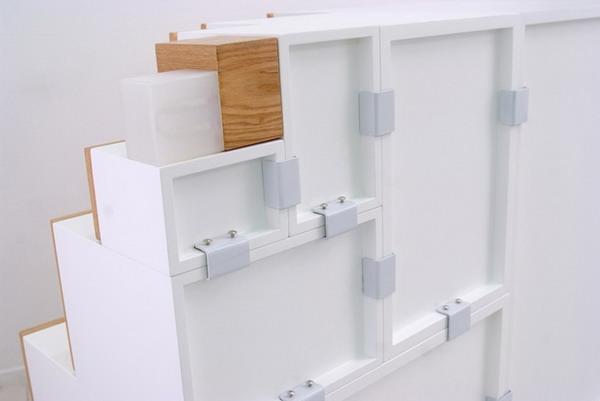 韩国设计师创意作品 新奇多变衣柜设计