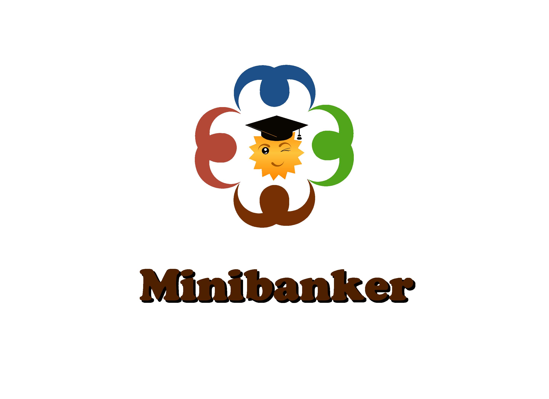 儿童理财网站的logo设计