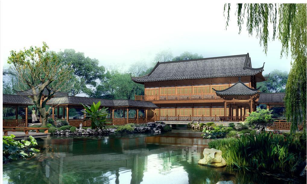 园林景观设计规范说明 园林景观设计说明