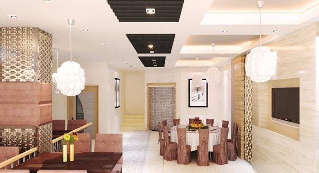 创意风格餐饮店面装修设计 个性餐厅装修设计方案