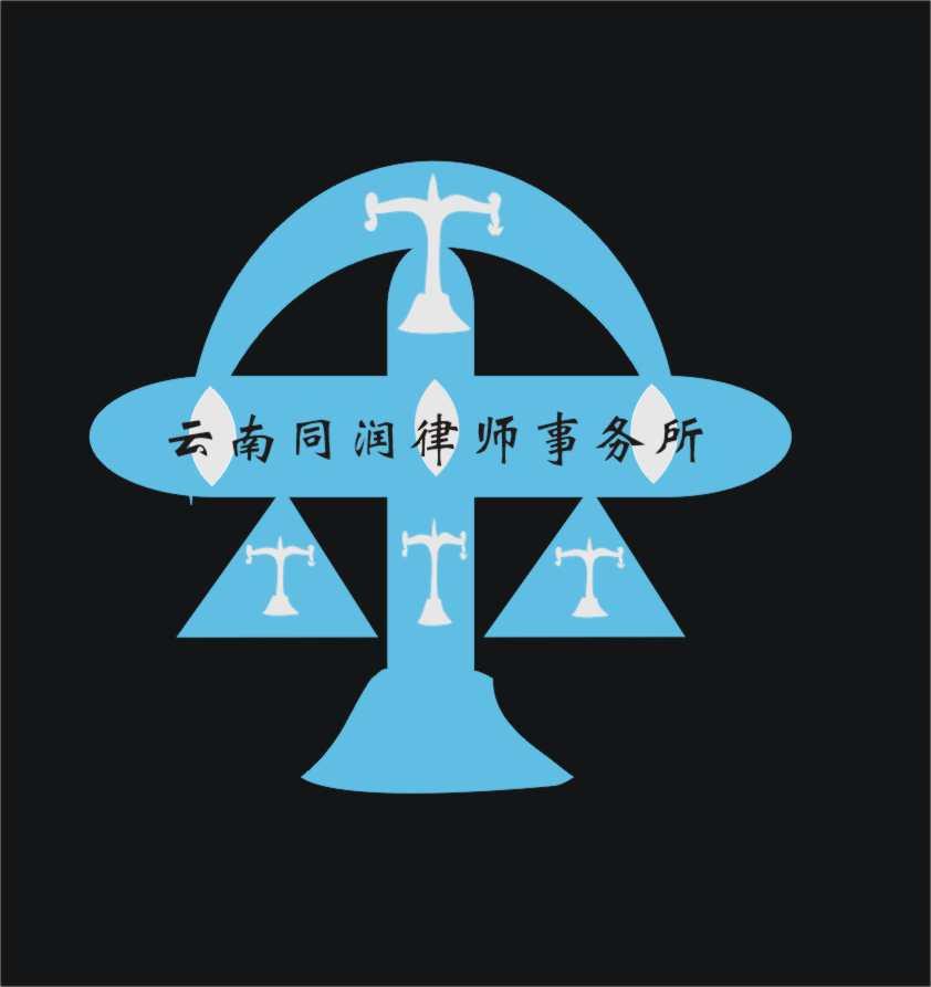 云南同润律师事务所logo及vi设计