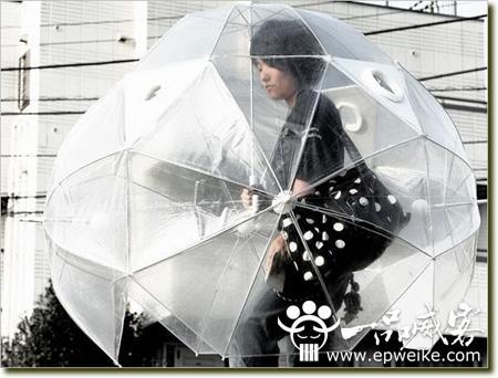 雨伞的创意设计欣赏 国内外优秀的雨伞创意设计