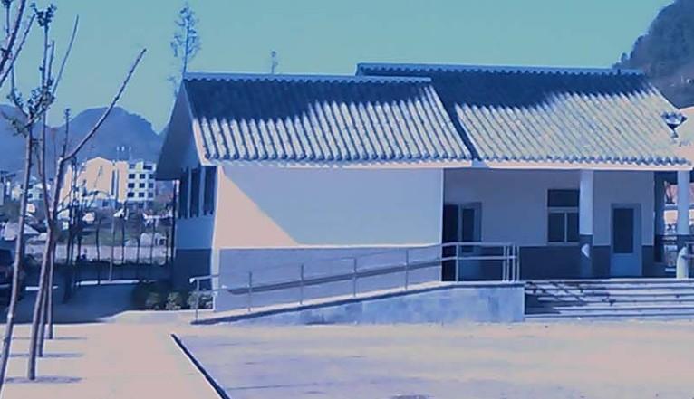 农村小户型一层斜坡顶小房求设计