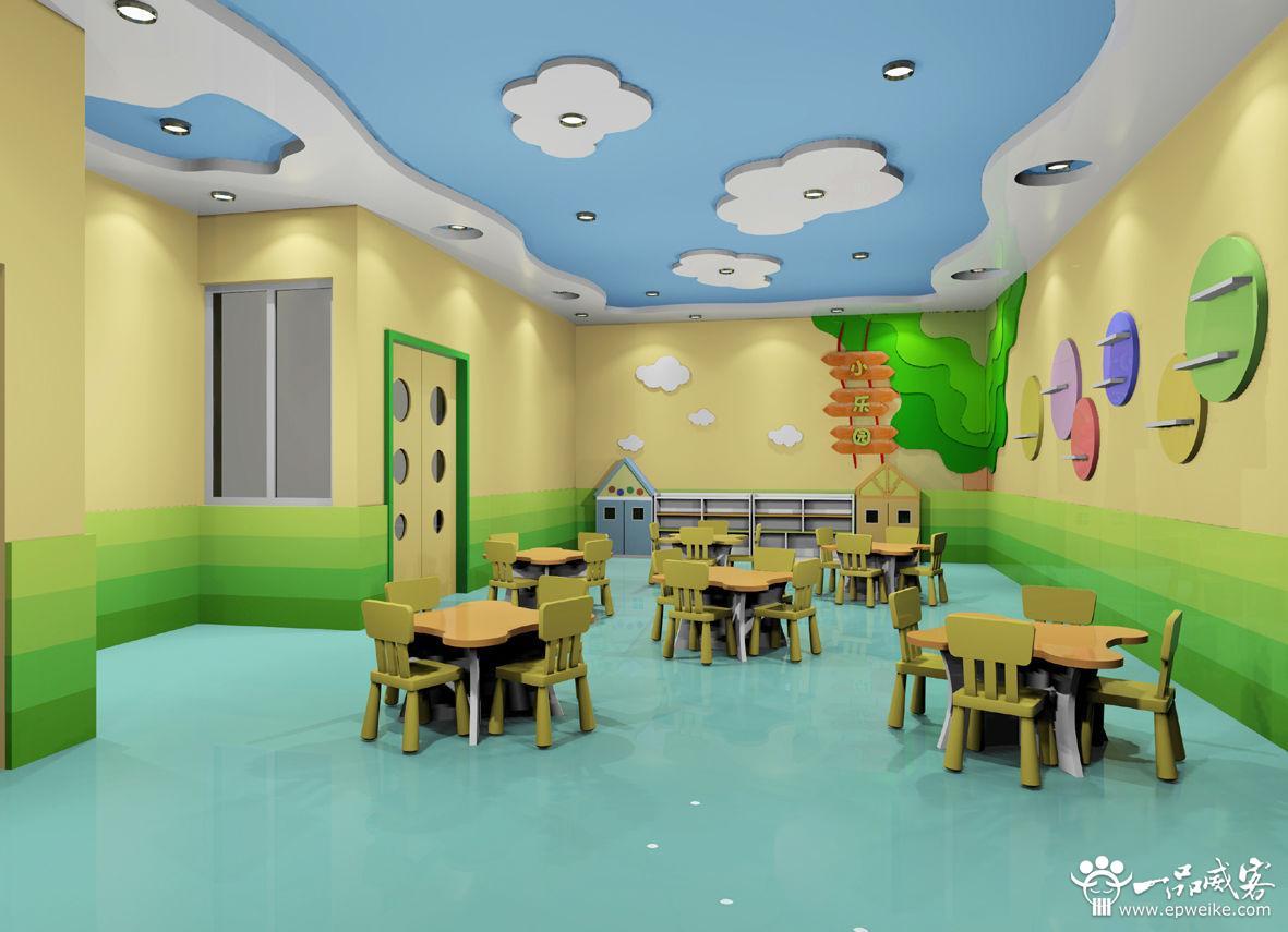 幼儿园手绘墙设计注意事项 幼儿园手绘墙设计制作要点