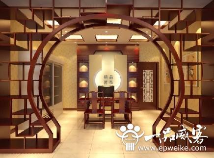 成功的中国茶叶店装修设计 中国茶叶店装修设计要点