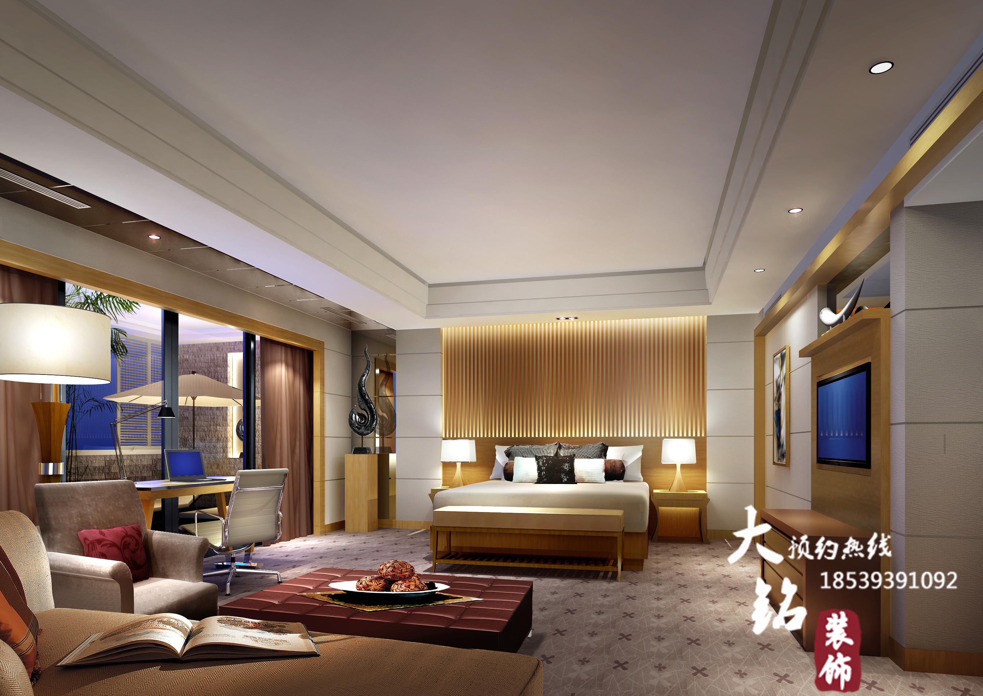 海南国际酒店装饰设计