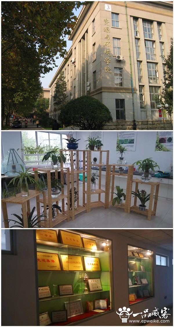山东农业大学资源与环境学院-与威客彼此信任愉快合作 资环学院获优图片