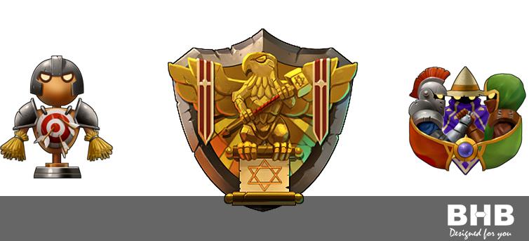 游戏icon设计