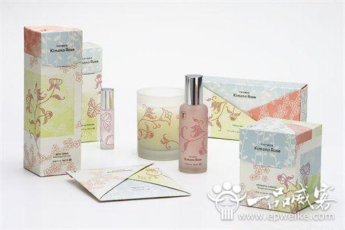 化妆品外观包装设计表现风格