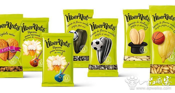 休闲零食包装设计的内容 零食产品包装设计构成元素