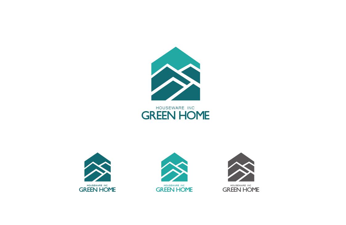 家居生活用品馆logo设计
