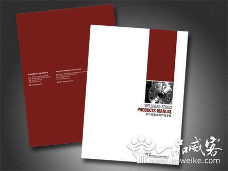企业创意宣传册设计思路方法图片