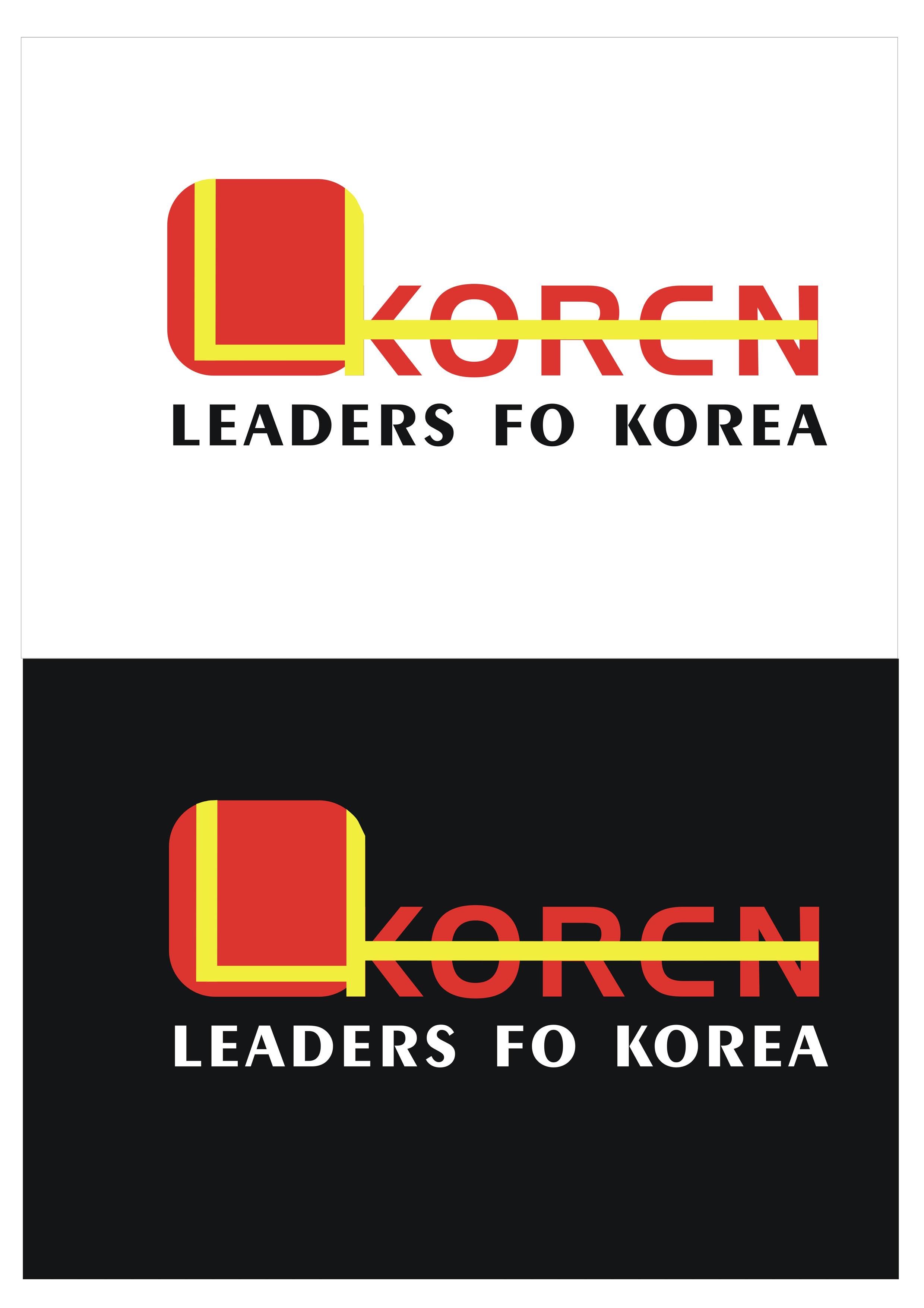 韩国公司名称 logo设计