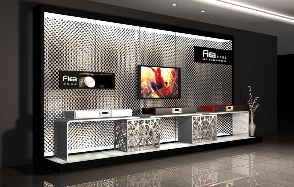 商场展示区设计【参与时间从后到前】