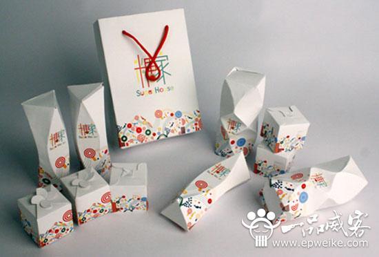 商品包装设计色彩搭配处理方案
