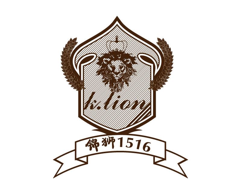 锦狮啤酒商标设计_商标设计