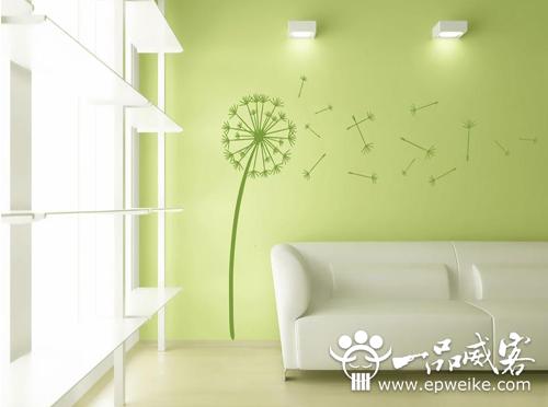 新房室内手绘墙画设计基础知识