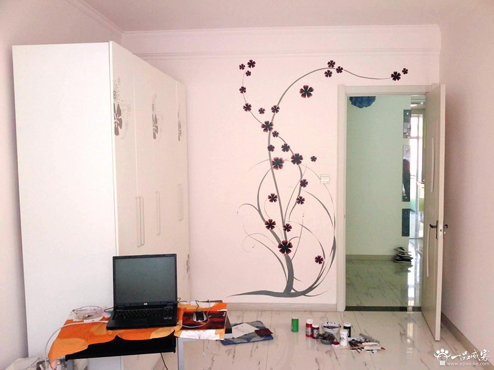创意手绘墙画设计制作的方法技巧