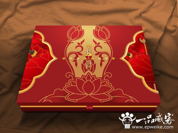 中国传统中秋月饼包装设计要求