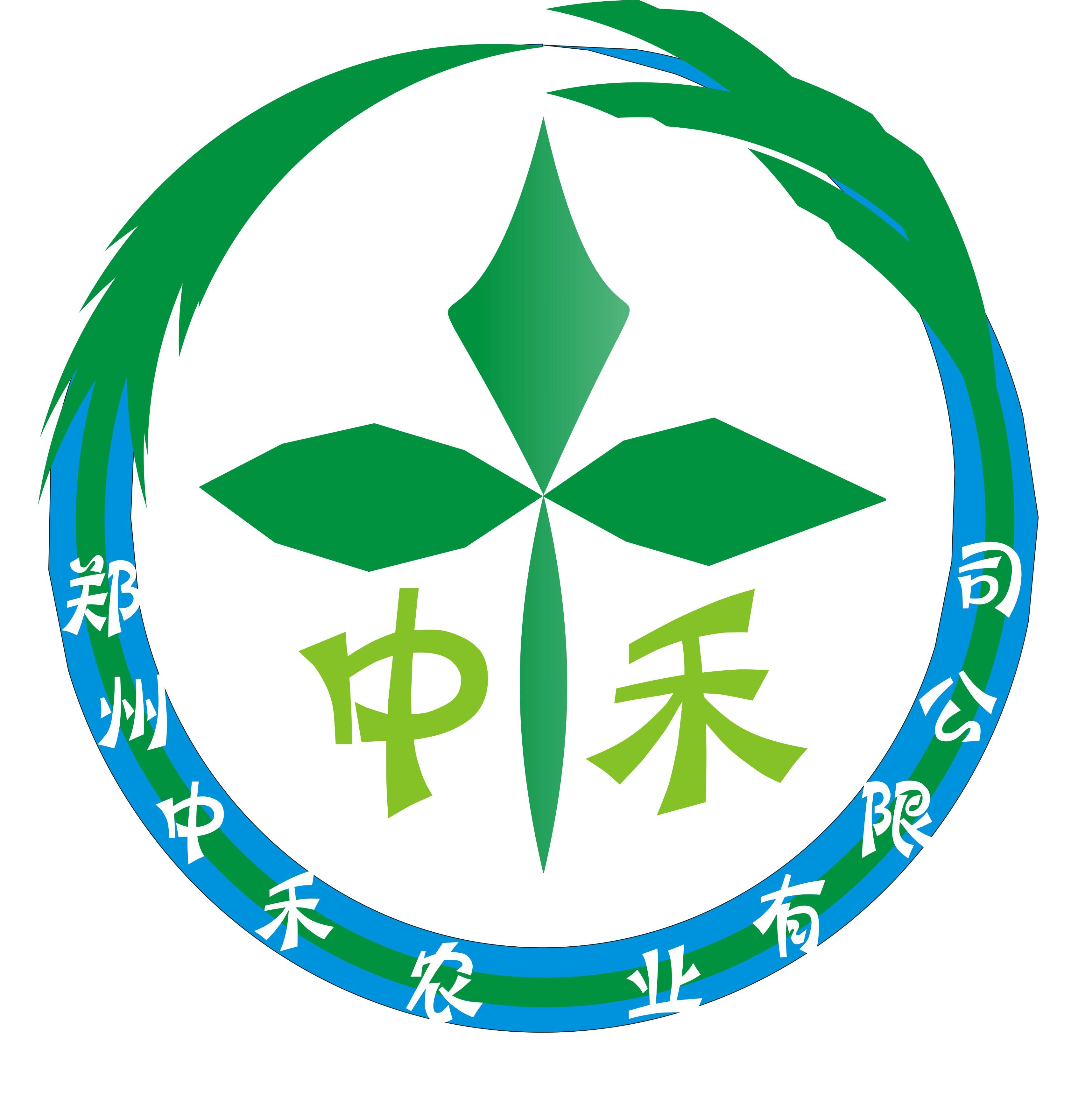 中禾农业公司logo设计【能力等级从低到高】