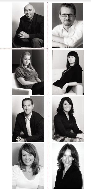 拍设计师个人艺术照和公司团队宣传照