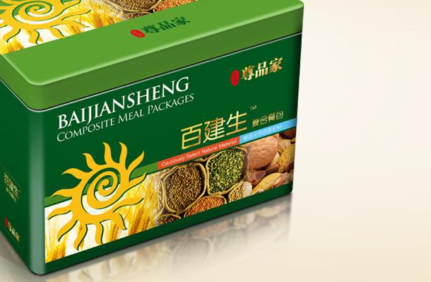 上海支生健康产品包装设计