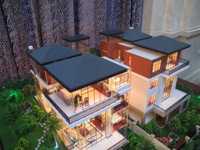 建筑模型制作应注意的原则