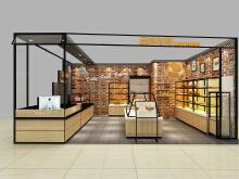 威客服务:[56643] 甜品店展示设计