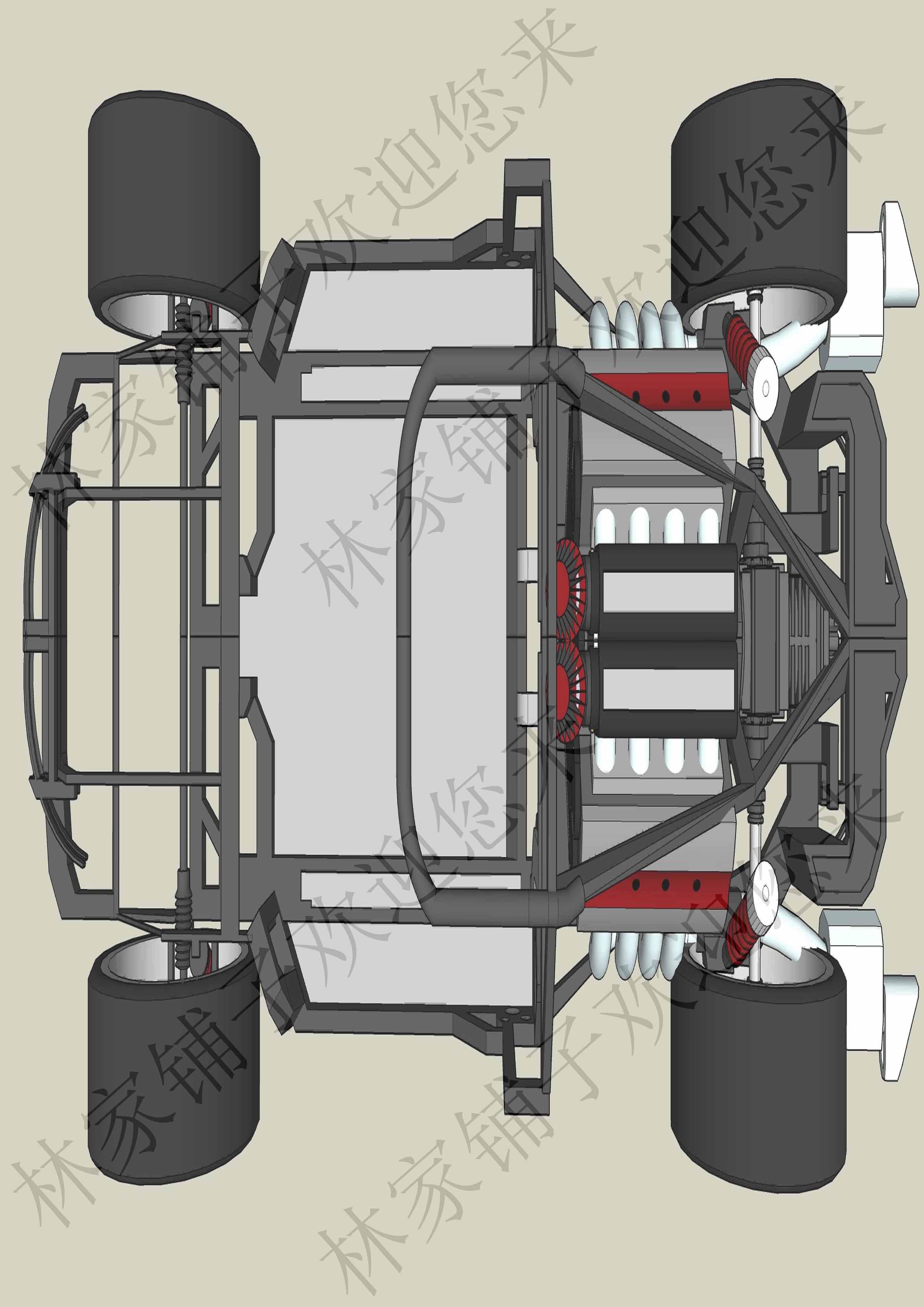 d2-1寻线小车电路图