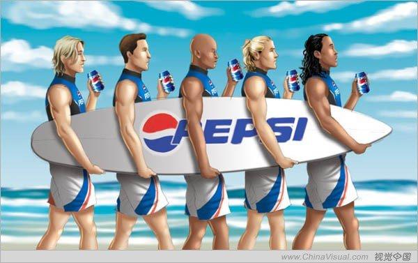 可口可乐的微博推广营销案例