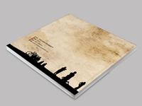 纪念册封面封底设计
