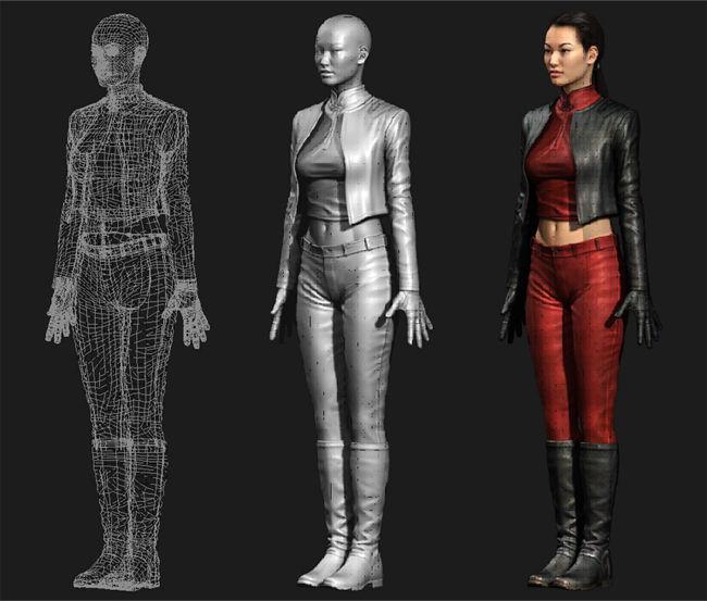 三维动画设计制作软件介绍