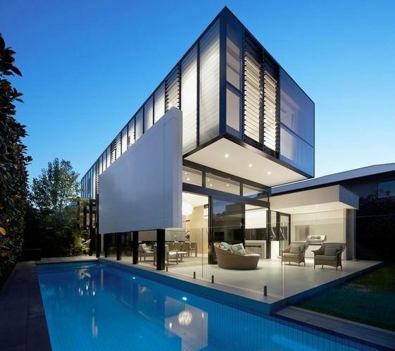 豪华别墅设计的总体要求