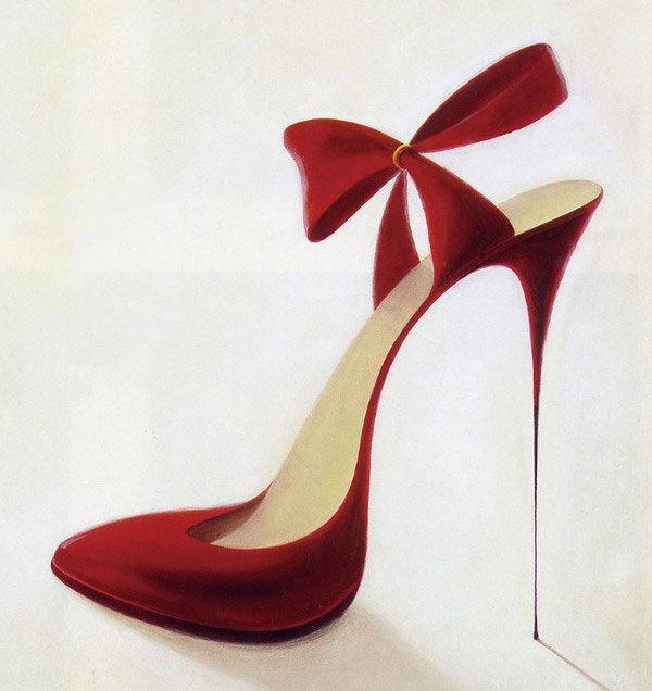 高跟鞋外观设计要求两三点