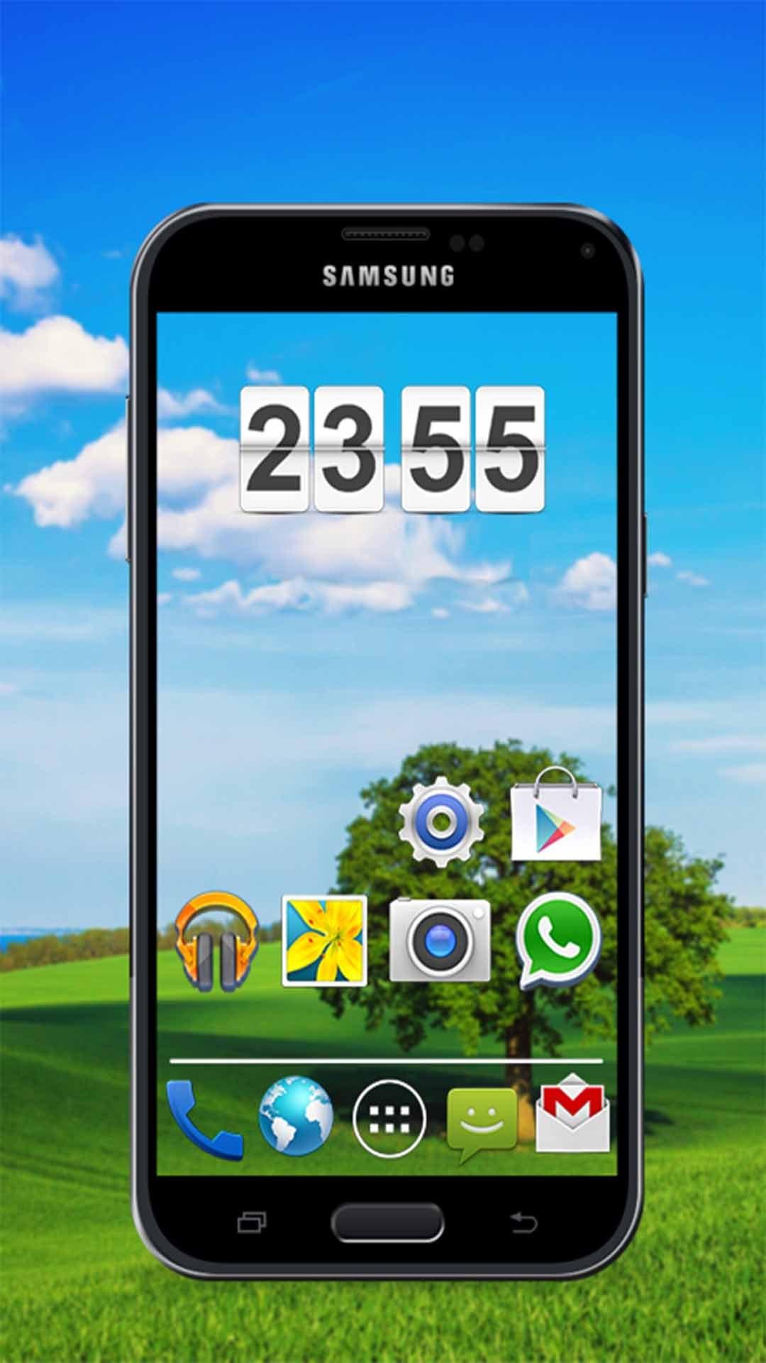 如何把一款普通手机变成手机透视器