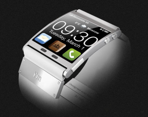 Android 手表设计的UI特性