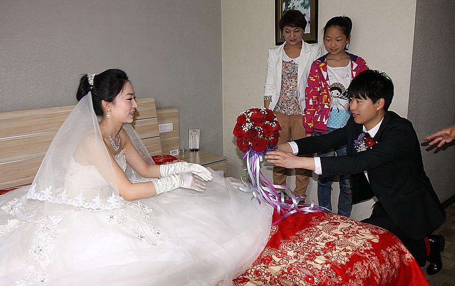 婚礼跟拍机位选择