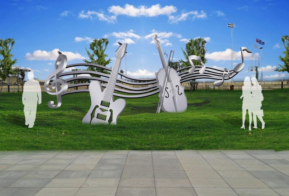 校园雕塑设计存在的必要性