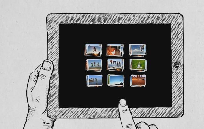 自制相册创意图片素材