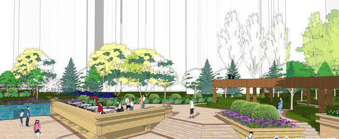 园林景观设计步骤分享展示