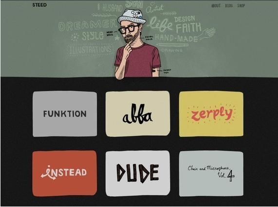 网页排版设计中的文字排版设计方法
