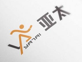 亚太智能体育培训公司LOGO设计