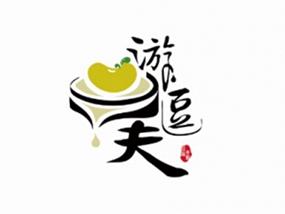 【遊逗夫】豆腐主题餐厅LOGO设计