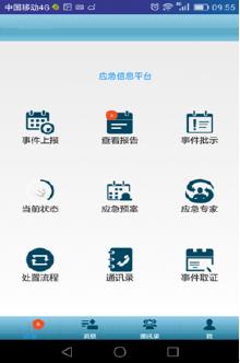 吉软应急指挥信息平台