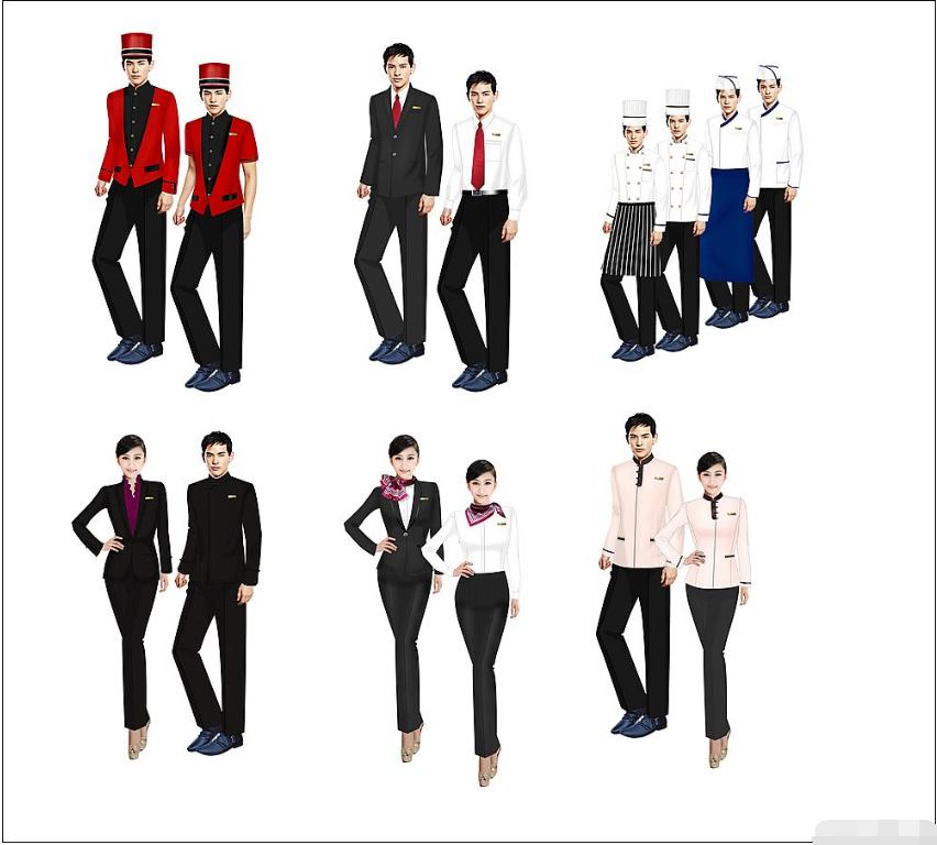 服装设计色彩搭配方法,服装设计紫色搭配法